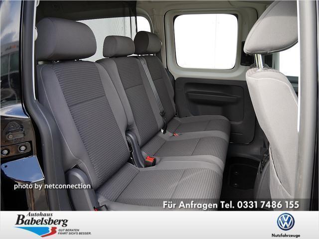 verkauft vw caddy maxi 1 6 tdi jako o gebraucht 2013. Black Bedroom Furniture Sets. Home Design Ideas