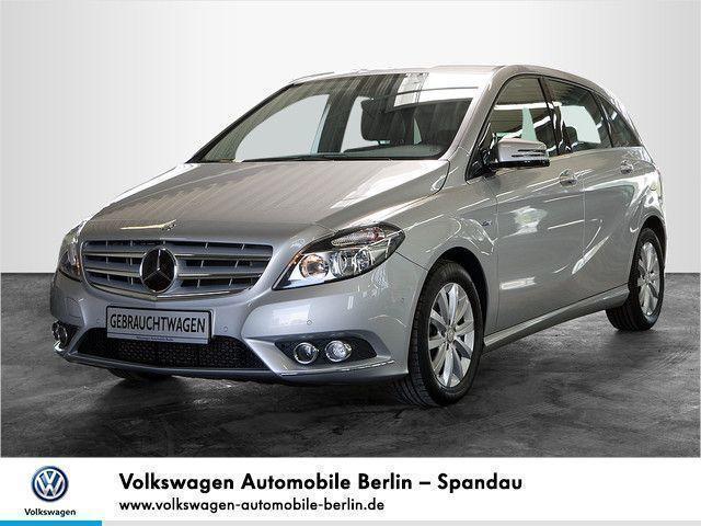 verkauft mercedes b200 b 200 benz, gebraucht 2012, 50.510 km in berlin