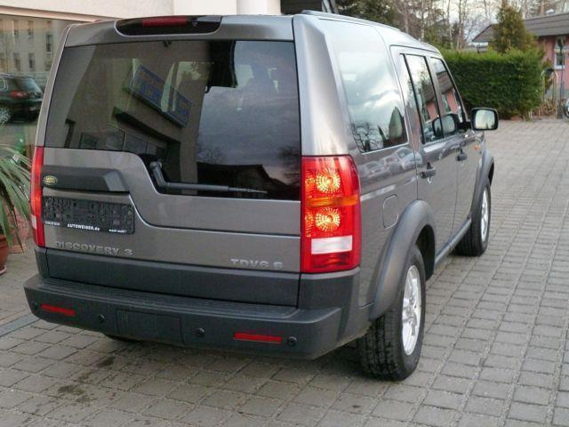 verkauft land rover discovery 3 tdv6 h gebraucht 2009 km in teltow. Black Bedroom Furniture Sets. Home Design Ideas