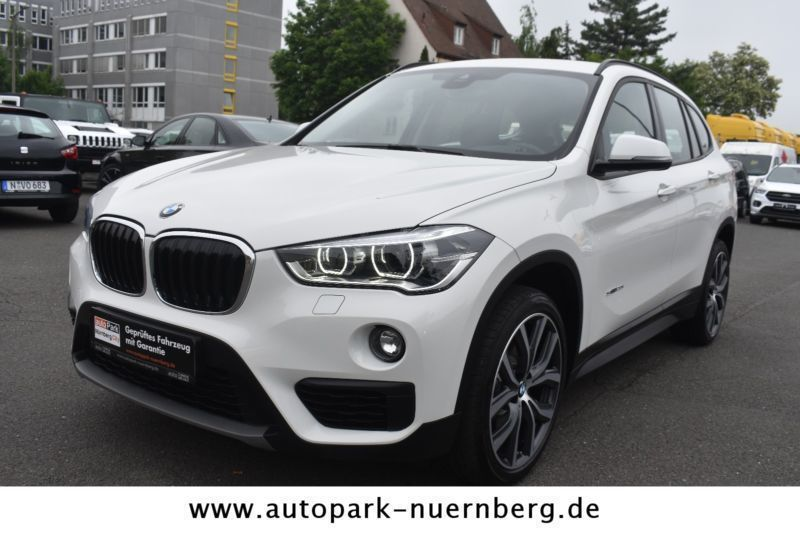 verkauft bmw x1 sdrive20i advantage le gebraucht 2016 km in n rnberg. Black Bedroom Furniture Sets. Home Design Ideas