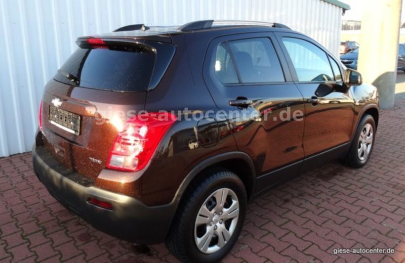 verkauft chevrolet trax 1 6 lt gebraucht 2014 km in n rnberg. Black Bedroom Furniture Sets. Home Design Ideas
