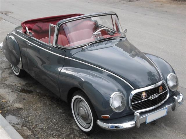 Verkauft audi coup dkw 1000 s cabriol gebraucht 1962 for K and w motors