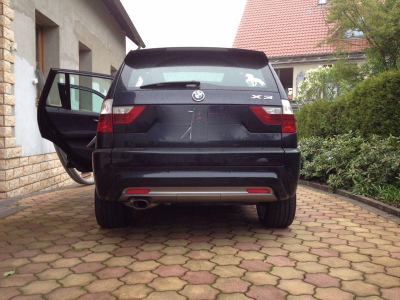 verkauft bmw x3 xdrive20d aut gebraucht 2010 km in baden w rttemberg. Black Bedroom Furniture Sets. Home Design Ideas