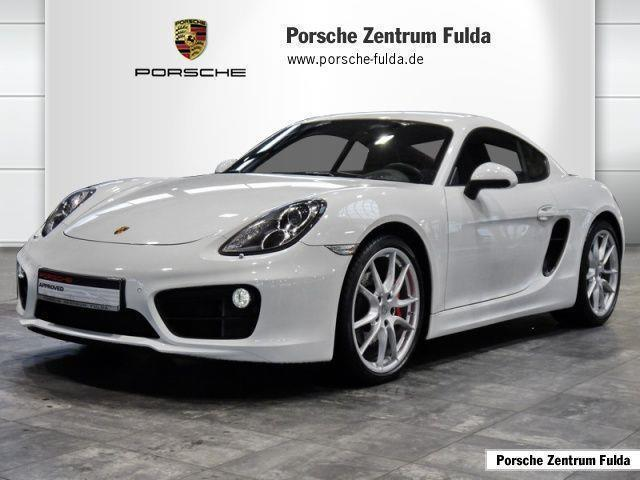 verkauft porsche cayman s bose pdk p gebraucht 2015 km in erfurt. Black Bedroom Furniture Sets. Home Design Ideas