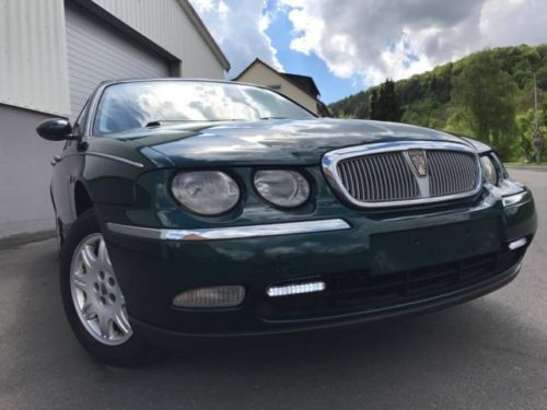 verkauft rover 75 1 8 charme gebraucht 2001 km in minden. Black Bedroom Furniture Sets. Home Design Ideas
