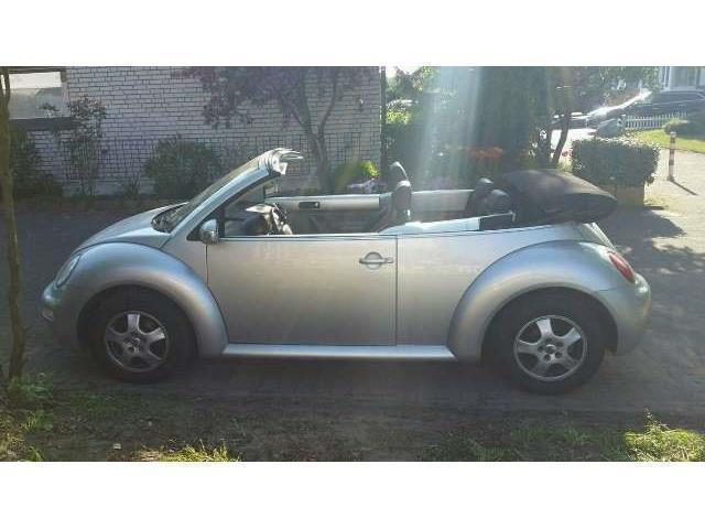 verkauft vw beetle newcabriolet 1 9 tdi gebraucht 2004. Black Bedroom Furniture Sets. Home Design Ideas