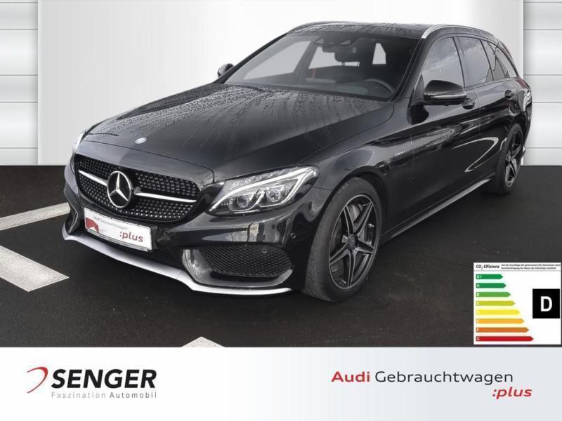 verkauft mercedes c450 amg c klasse am gebraucht 2016 km in l beck. Black Bedroom Furniture Sets. Home Design Ideas