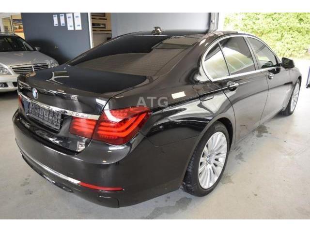 verkauft bmw 730 d limousine ahk aktiv gebraucht 2012. Black Bedroom Furniture Sets. Home Design Ideas