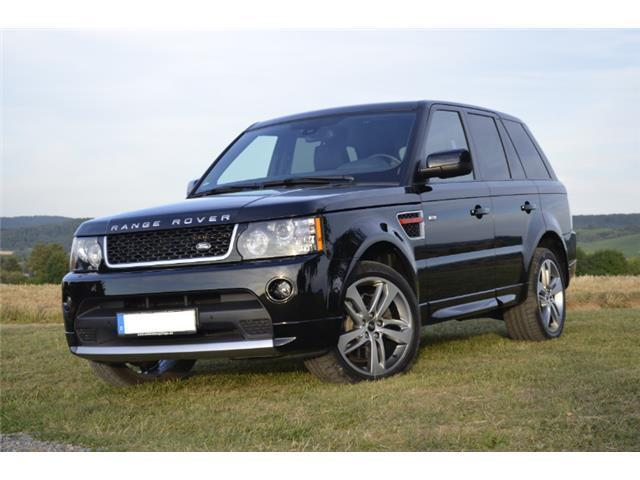 verkauft land rover range rover sport gebraucht 2013. Black Bedroom Furniture Sets. Home Design Ideas