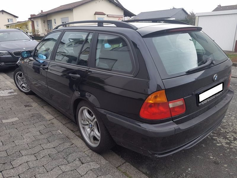 verkauft bmw 320 d touring gebraucht 2002 km in rosbach. Black Bedroom Furniture Sets. Home Design Ideas