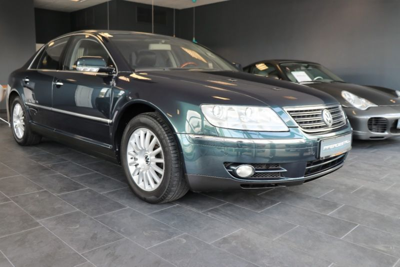 verkauft vw phaeton 3 0 v6 tdi dpf 4mo gebraucht 2006 km in bispingen. Black Bedroom Furniture Sets. Home Design Ideas