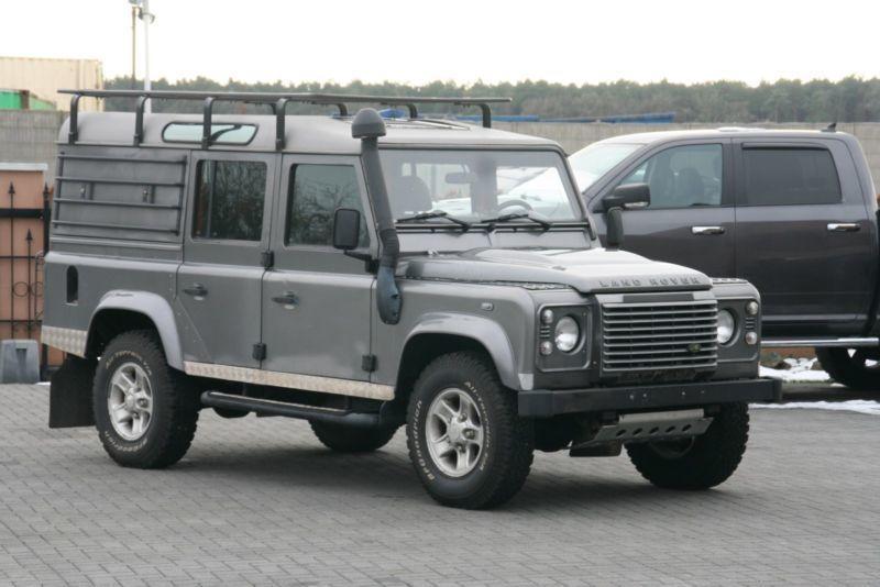 defender gebrauchte land rover defender kaufen 600 g nstige autos zum verkauf. Black Bedroom Furniture Sets. Home Design Ideas