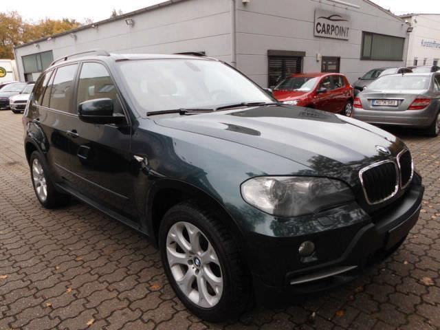 verkauft bmw x5 gebraucht 2007 km in essen. Black Bedroom Furniture Sets. Home Design Ideas