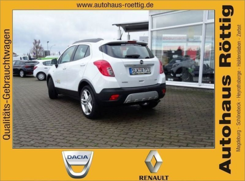 verkauft opel mokka 1 6 cdti automatik gebraucht 2016 km in heyrothsberge. Black Bedroom Furniture Sets. Home Design Ideas