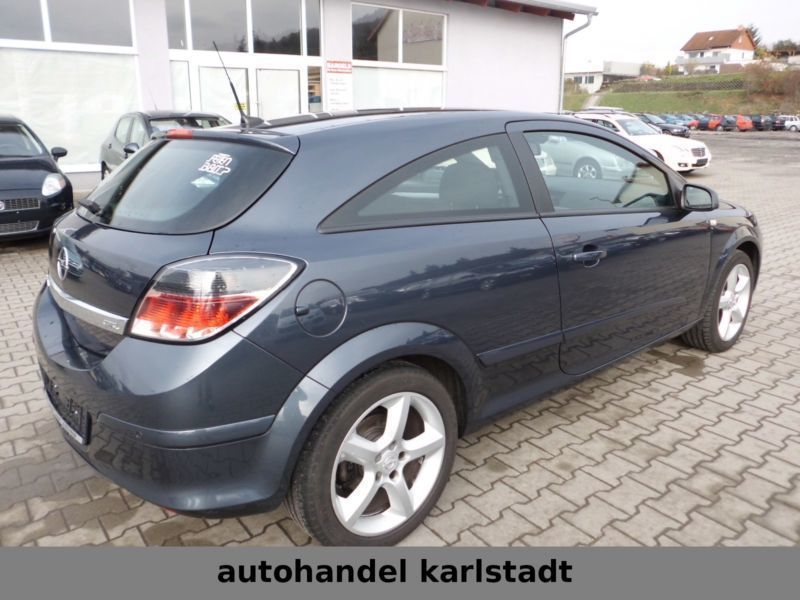 gebraucht gtc 1 8 edition opel astra gtc 2008 km in stade. Black Bedroom Furniture Sets. Home Design Ideas