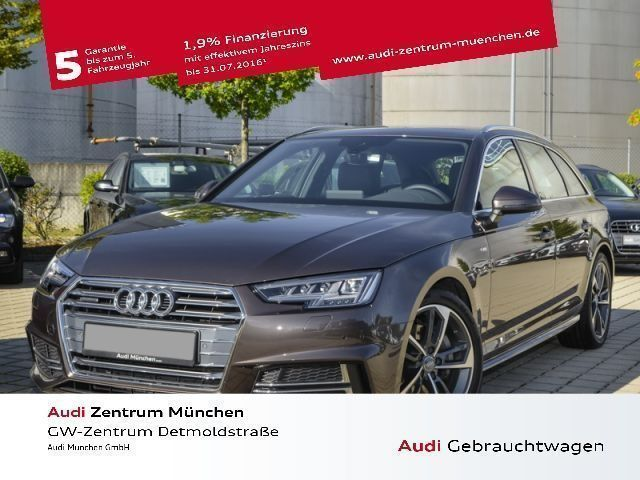 gebraucht avant 2 0 tdi s line headup navi panoramadach audi a4 2016 km in bernsdorf. Black Bedroom Furniture Sets. Home Design Ideas