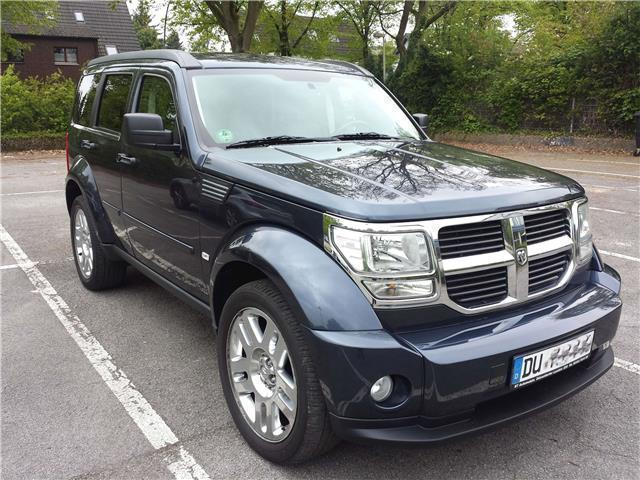 verkauft dodge nitro 2 8 crd dpf autom gebraucht 2008 km in duisburg. Black Bedroom Furniture Sets. Home Design Ideas