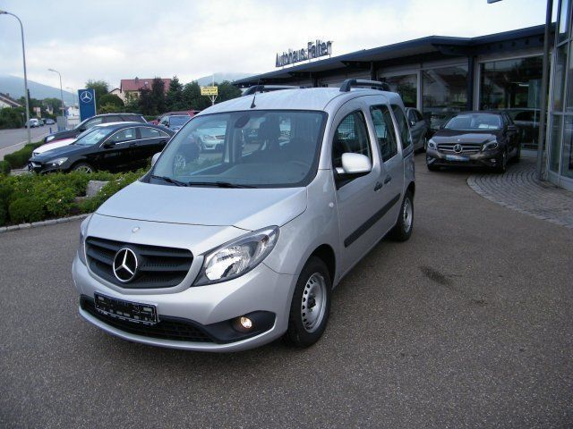 verkauft mercedes citan 109 cdi kombi gebraucht 2014 km in neustadt. Black Bedroom Furniture Sets. Home Design Ideas