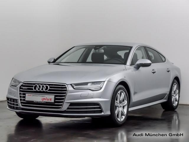 verkauft audi a7 sportback 3 0 tdi qu gebraucht 2015 km in eching. Black Bedroom Furniture Sets. Home Design Ideas