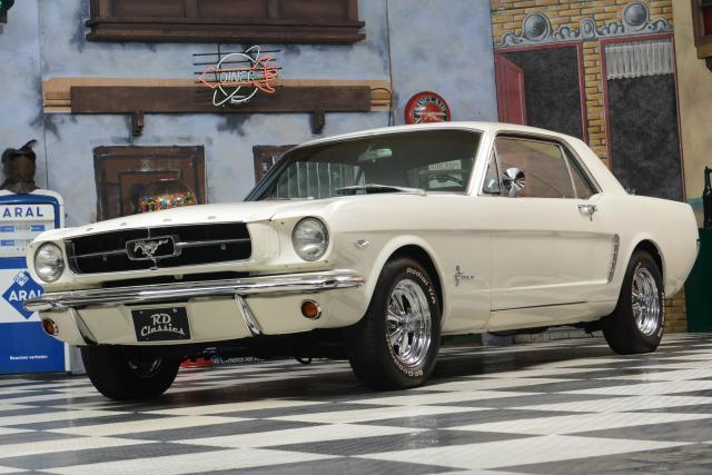 gebraucht ford mustang 1965 km in aachen brand autouncle. Black Bedroom Furniture Sets. Home Design Ideas