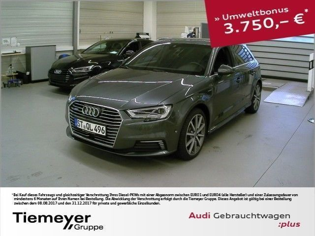 verkauft audi a3 sportback e tron 1 4 gebraucht 2016 km in bochum. Black Bedroom Furniture Sets. Home Design Ideas
