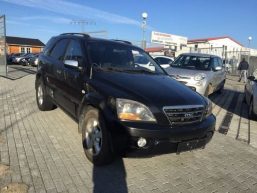 gebraucht 2 5 crdi vgt aut ex 2 sitze lkw kia sorento 2007 km in mahlow. Black Bedroom Furniture Sets. Home Design Ideas