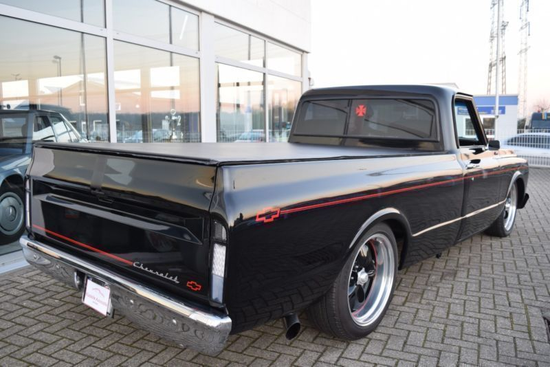 c10 gebrauchte chevrolet c10 kaufen 46 g nstige autos zum verkauf. Black Bedroom Furniture Sets. Home Design Ideas