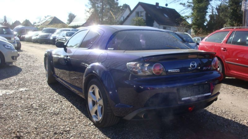 verkauft mazda rx8 renesis gebraucht 2005 km in. Black Bedroom Furniture Sets. Home Design Ideas