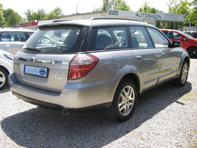 gebraucht 2 0d comfort subaru outback 2009 km in lindlar. Black Bedroom Furniture Sets. Home Design Ideas