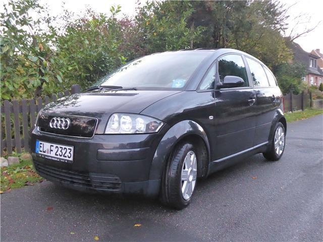 verkauft audi a2 1 4 tdi gebraucht 2003 km in meppen. Black Bedroom Furniture Sets. Home Design Ideas