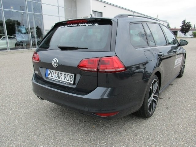 verkauft vw golf vii variant gtd 2 0 t gebraucht 2015 km in wasserburg. Black Bedroom Furniture Sets. Home Design Ideas