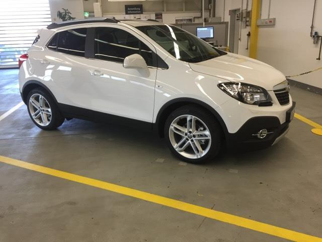 verkauft opel mokka 1 6 cdti automatik gebraucht 2016 km in r sselsheim. Black Bedroom Furniture Sets. Home Design Ideas