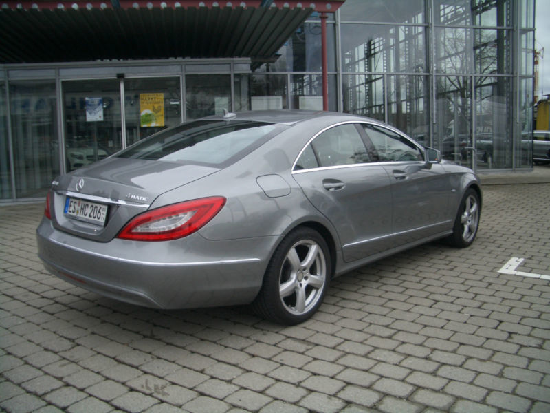 verkauft mercedes cls350 cdi 4matic gebraucht 2012 50. Black Bedroom Furniture Sets. Home Design Ideas
