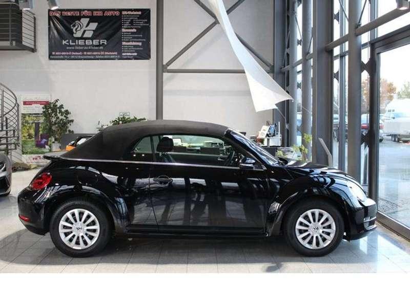 verkauft vw beetle cabrio 1 2 basis ra gebraucht 2016 km in braunschweig. Black Bedroom Furniture Sets. Home Design Ideas