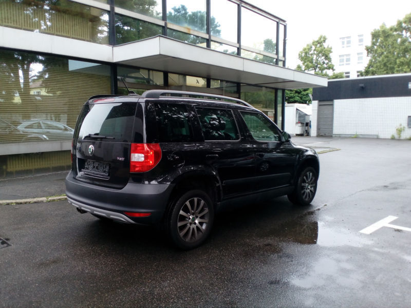 verkauft skoda yeti 2 0 tdi 4x4 experi gebraucht 2012 km in berlin. Black Bedroom Furniture Sets. Home Design Ideas