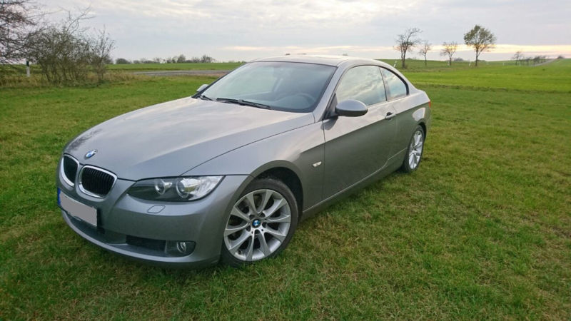 gebraucht d coupe bmw 320 2007 km in gera autouncle. Black Bedroom Furniture Sets. Home Design Ideas