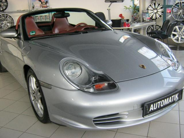 verkauft porsche boxster gebraucht 2003 km in castrop rauxel. Black Bedroom Furniture Sets. Home Design Ideas