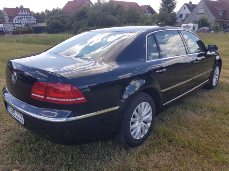 verkauft vw phaeton 3 0 v6 tdi 4motion gebraucht 2012 km in wetter. Black Bedroom Furniture Sets. Home Design Ideas