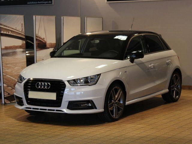 verkauft audi a1 sportback 1 4 tdi adm gebraucht 2016 km in marktheidenfeld. Black Bedroom Furniture Sets. Home Design Ideas