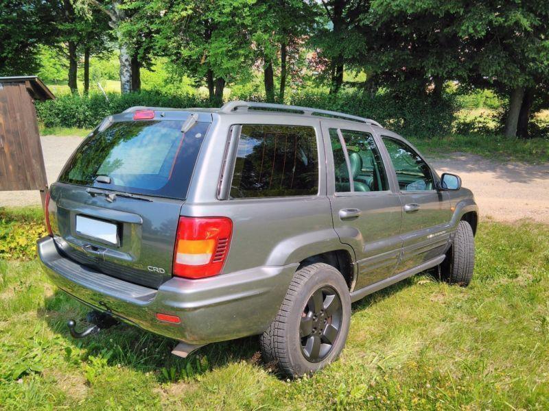 verkauft jeep grand cherokee limited gebraucht 2003 km in zossen. Black Bedroom Furniture Sets. Home Design Ideas