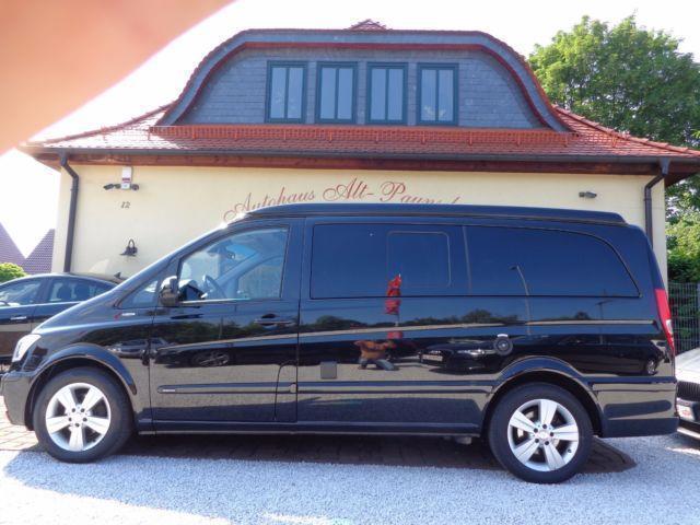 verkauft mercedes viano marco polo 2 2 gebraucht 2011 km in leipzig. Black Bedroom Furniture Sets. Home Design Ideas