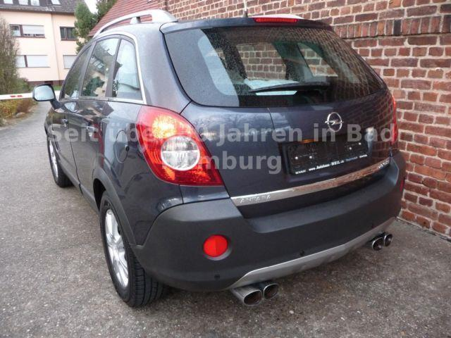 verkauft opel antara edition 4x4 autom gebraucht 2007 km in bad homburg. Black Bedroom Furniture Sets. Home Design Ideas