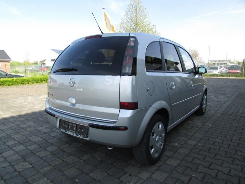 verkauft opel meriva 1 4 edition gebraucht 2007 km in lingen. Black Bedroom Furniture Sets. Home Design Ideas