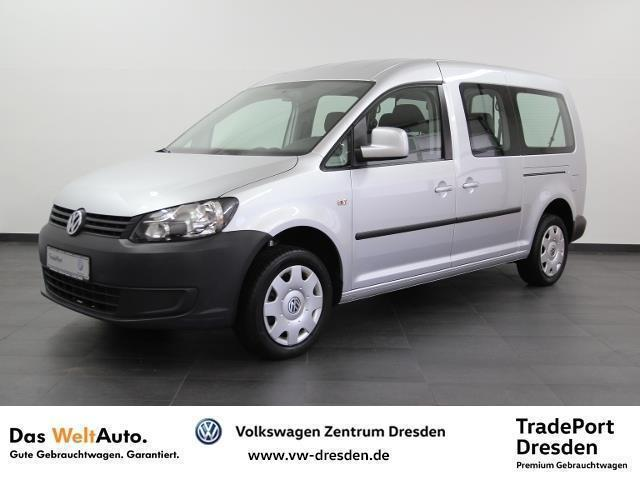 verkauft vw caddy maxi trendline 1 2 t gebraucht 2012 km in dresden. Black Bedroom Furniture Sets. Home Design Ideas