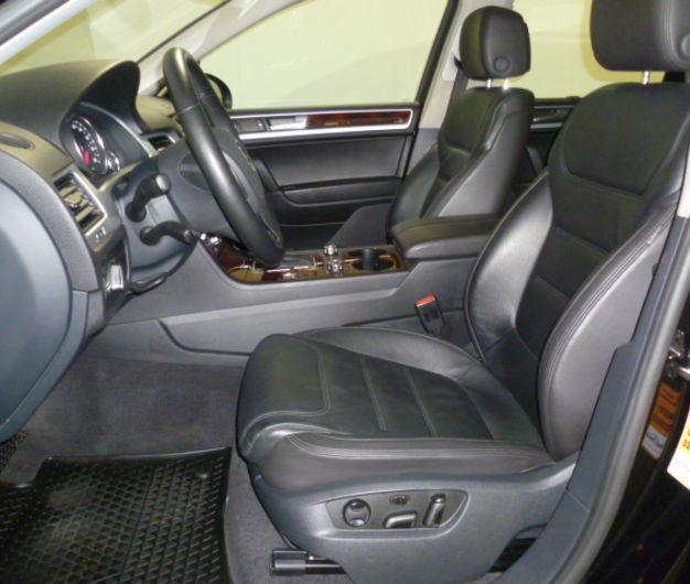 gebraucht VW Touareg V6 TDI 3.0 TDI Terrain Tech