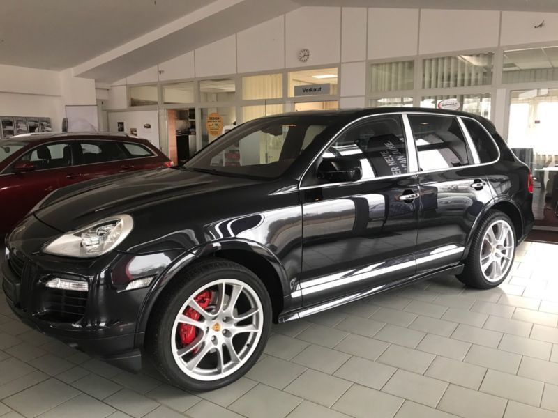 285 gebrauchte porsche cayenne turbo porsche cayenne turbo gebrauchtwagen. Black Bedroom Furniture Sets. Home Design Ideas
