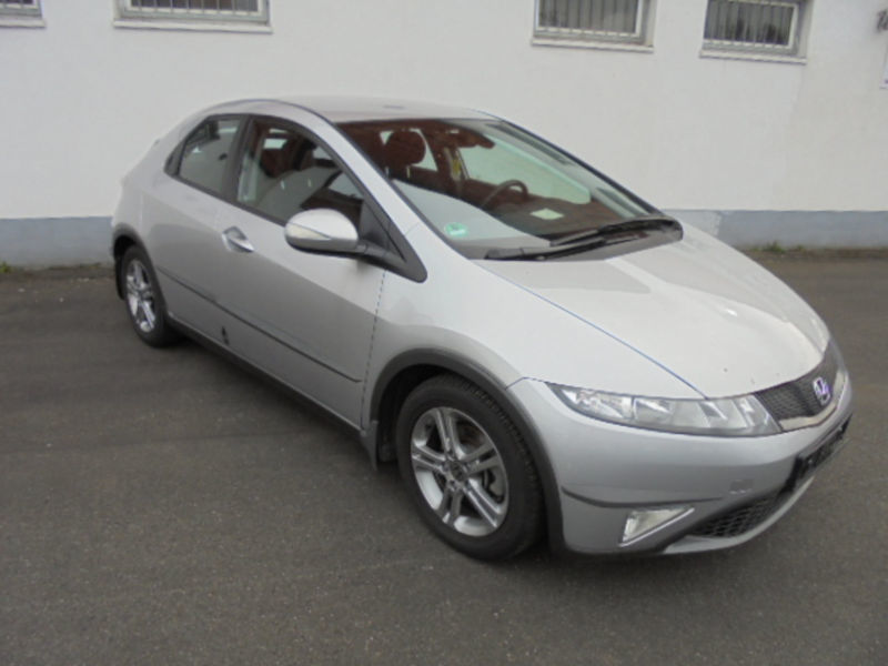 verkauft honda civic lim 5 1 8 i vtec gebraucht 2011 km in walkenried. Black Bedroom Furniture Sets. Home Design Ideas