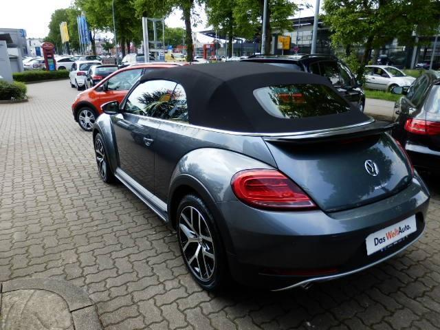 verkauft vw beetle cabrio dune 2 0 tsi gebraucht 2016 5. Black Bedroom Furniture Sets. Home Design Ideas