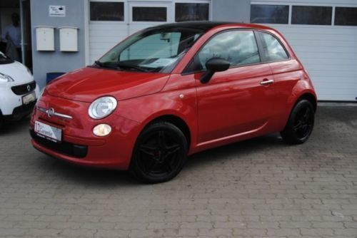 verkauft fiat 500 1 2 pop 1 hand klima gebraucht 2013 km in hamburg. Black Bedroom Furniture Sets. Home Design Ideas