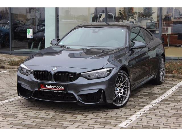 verkauft bmw m4 coupe dkg competition gebraucht 2017 2. Black Bedroom Furniture Sets. Home Design Ideas